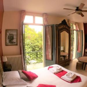 Chambre d'hôtes spacieuse et familiale à Carcassonne : Griotte