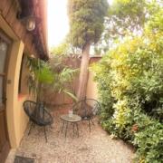 Chambre d'hôtes à Carcassonne avec jardin