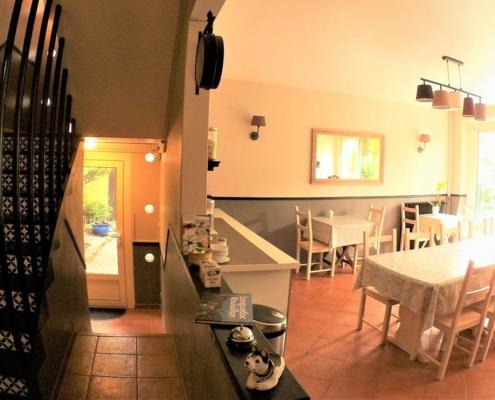 Chambre d'hôtes Carcassonne Hall d'entrée