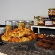 Chambre d'hôtes Carcassonne Petit déjeuner
